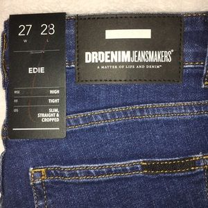 NWT - Dr. Denim Edie Jeans - Size 27